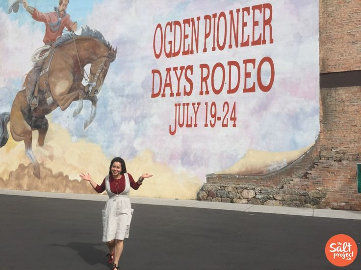 Ogden Pioneer Days   Rodeo   24th of July Events in Utah   The Salt Project   Things to do in Utah with kids