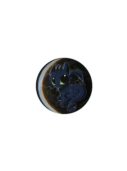 How To Train Your Dragon Toothless Pin | Hot Topic