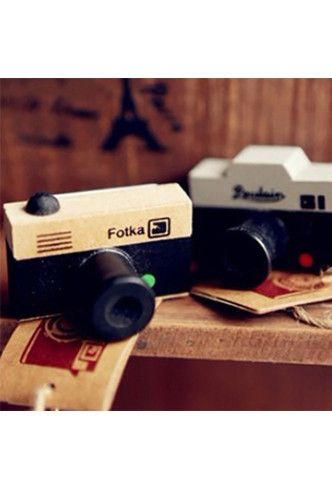 PFSTAMPA Set Of 2 Photo Camera Rubber Stamps (Great photographer Gift)
