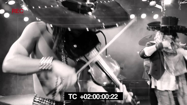 Metalachi CRAZY TRAIN music video - I get to see these guys!!! WTF