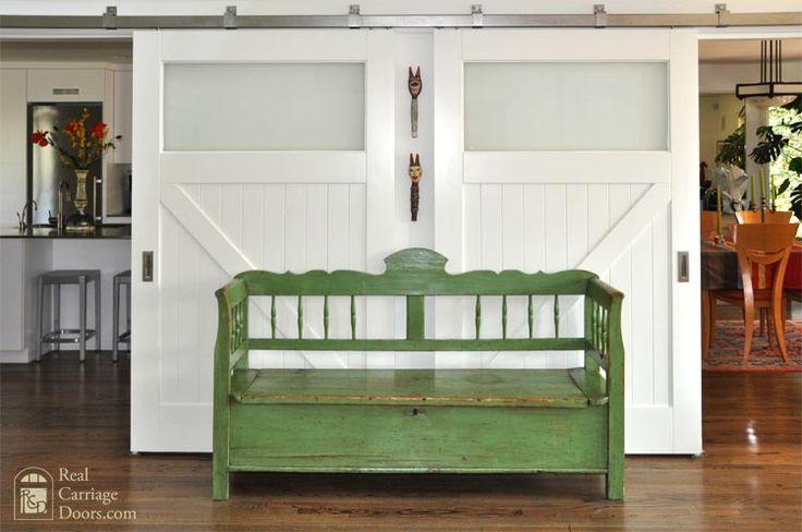 72 best images about sliding barn doors on pinterest. Black Bedroom Furniture Sets. Home Design Ideas