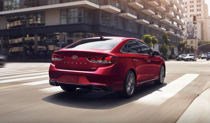 2018 Hyundai Sonata Engine Performance