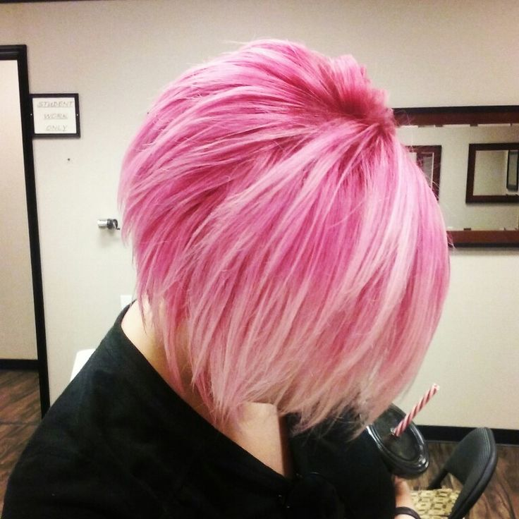 what hair color is in style pink hair color melt using pravana vivids hair color 5957
