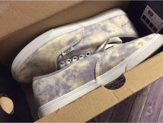 Vans shoes Unworn in original packaging Tie by DrawFromTheHeart