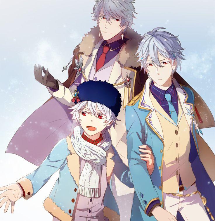 Snowphilia family: Frost Graysia Schnee