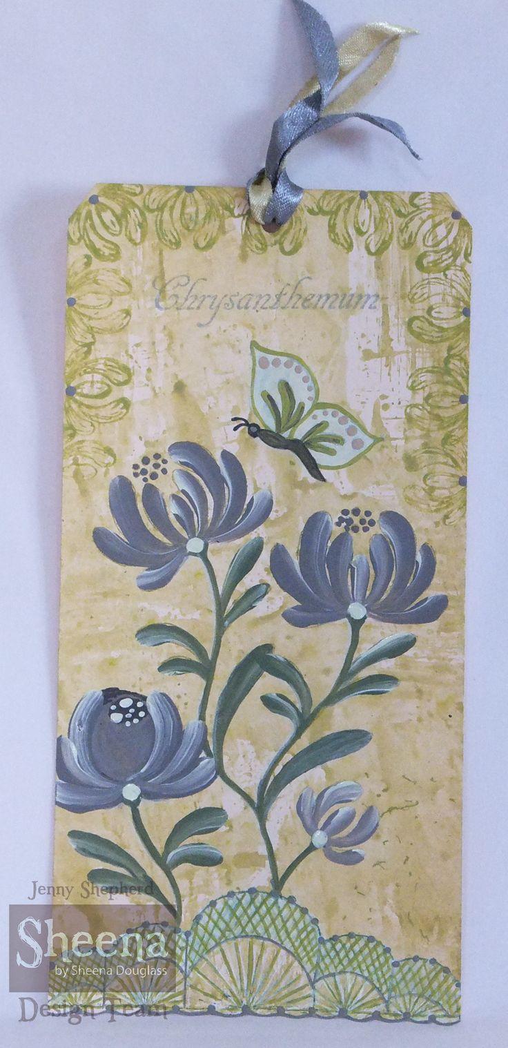 Louise Alderman- sheena douglass stamps