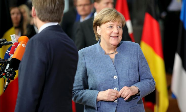 FOX NEWS: Germany's Merkel speaks out against new election