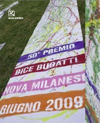 The catalogue of the 50th edition of Bice Bugatti Prize