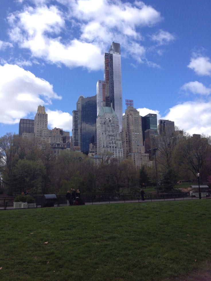 Central Park , New York