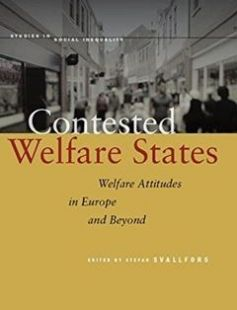 Contested Welfare States: Welfare Attitudes in Europe and Beyond free download by Stefan Svallfors (ed.) ISBN: 9780804782524 with BooksBob. Fast and free eBooks download.  The post Contested Welfare States: Welfare Attitudes in Europe and Beyond Free Download appeared first on Booksbob.com.