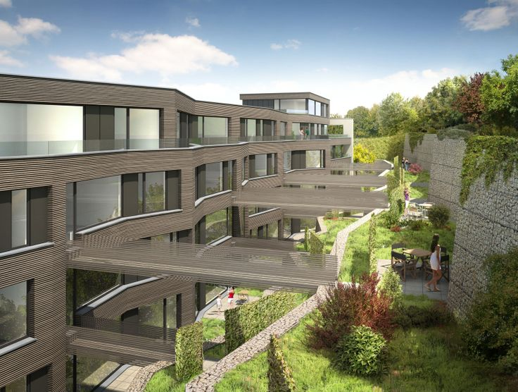 Baulücken 2010 Luxembourg /1 - STEINMETZDEMEYER architectes urbanistes