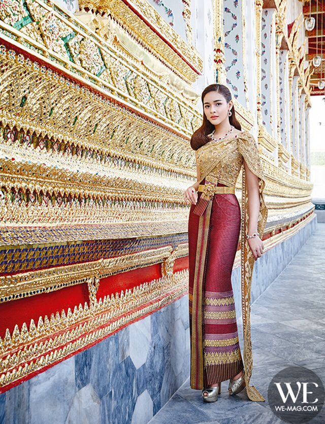 Traditional Thai Fashion from WE Magazine