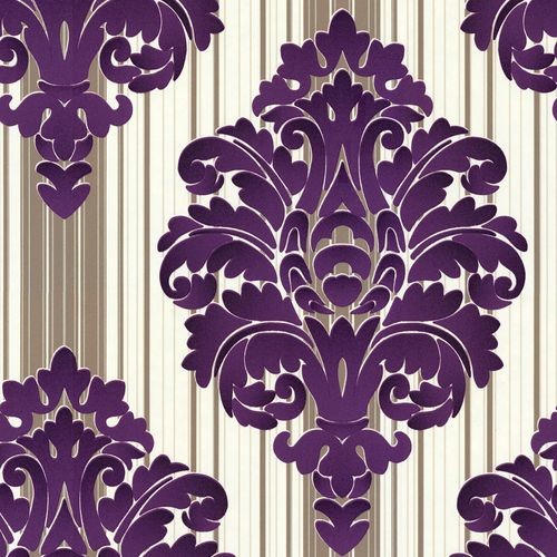 102 curated home decor wallpaper ideas by kbosch0209 for Kitchen cabinets lowes with damask decals wall art