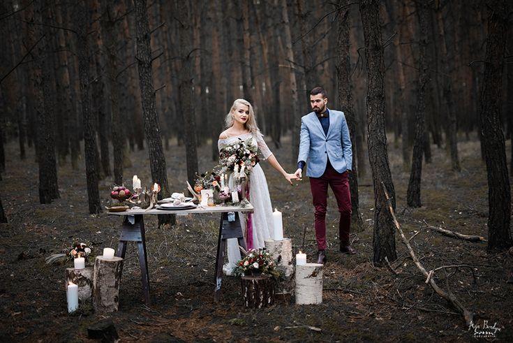 Into the woods SESJA STYLIZOWANA - Aga Bondyra Fotografia