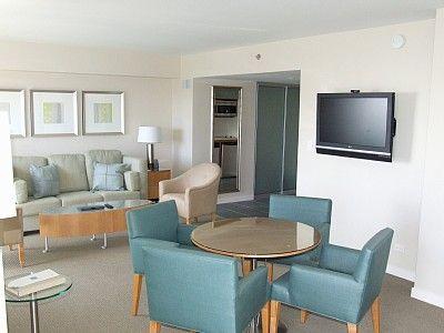 675 Sq. Foot Luxury Penthouse Suite at Ala Moana Hotel, Honolulu, Hawaii, United States