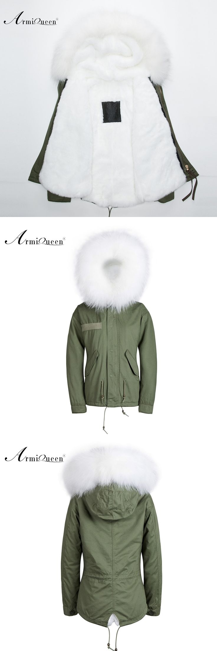 wholesale New men Fashion Slim white faux Fur Collar short parka Lapel Jacket Outwear Coat Hot Sale winter fur jacket men