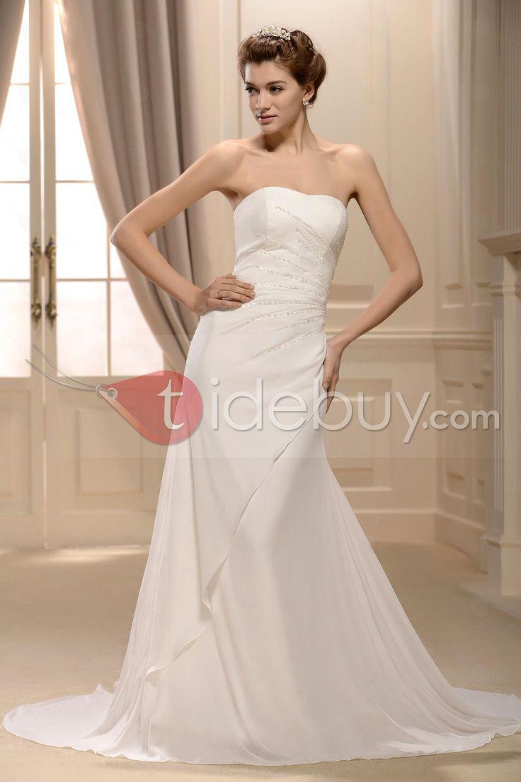 Mejores 60 imágenes de vestidos para boda en Pinterest   Vestido ...