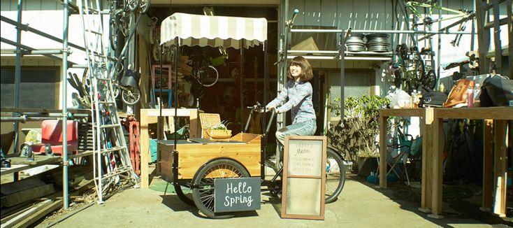 ライフスタイルプロデューサー・村上萌さんがサンドイッチ屋さんをDIY
