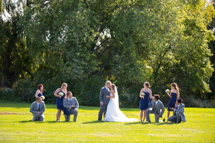 Rebecca & Alex got married.