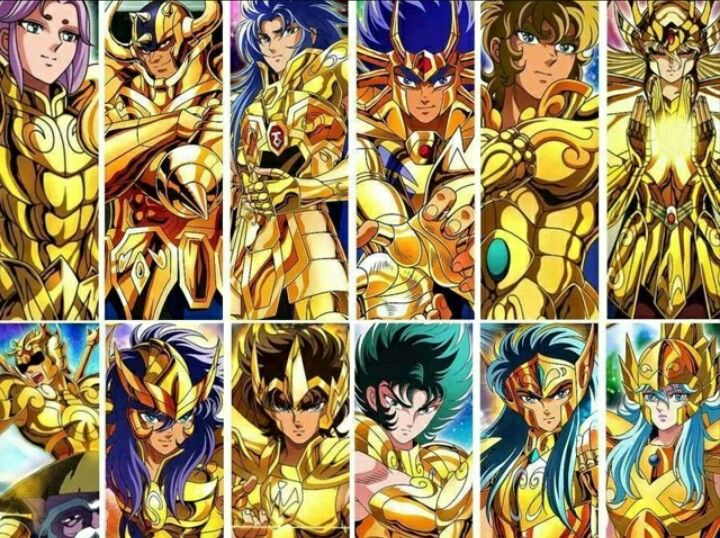 Los de oro 12