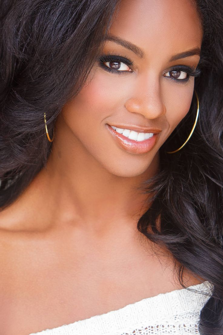 Miss Virginia USA 2016 Desiree Williams