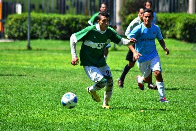 Resultados de la jornada 13 de la Liga Héctor Hernández de Futbol ~ Ags Sports
