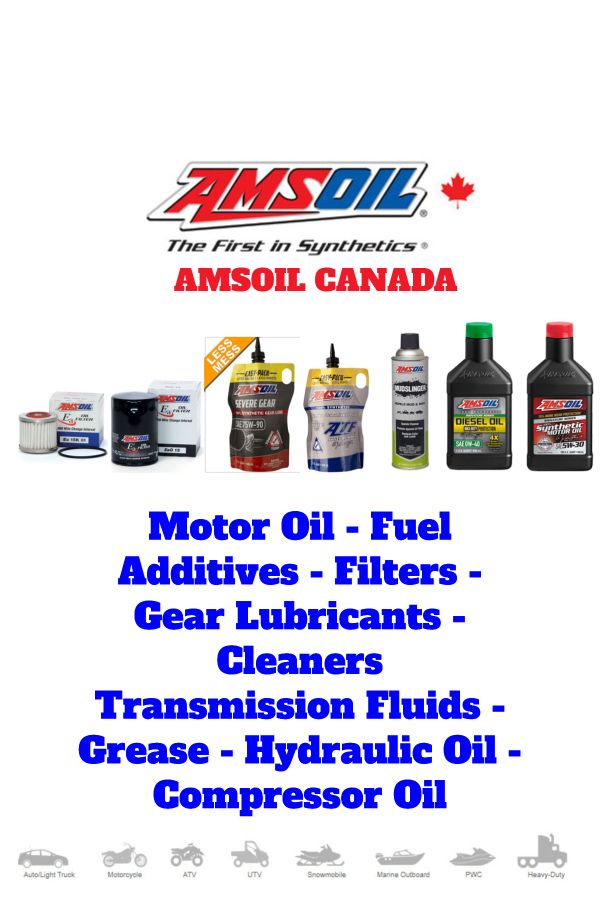 Pin On Amsoil Products