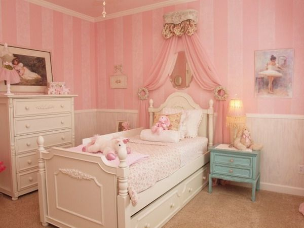 Ballet Themed Girl Bedroom | Images Of Ideas With Ballerina Theme Girls  Bedroom Within Wallpaper