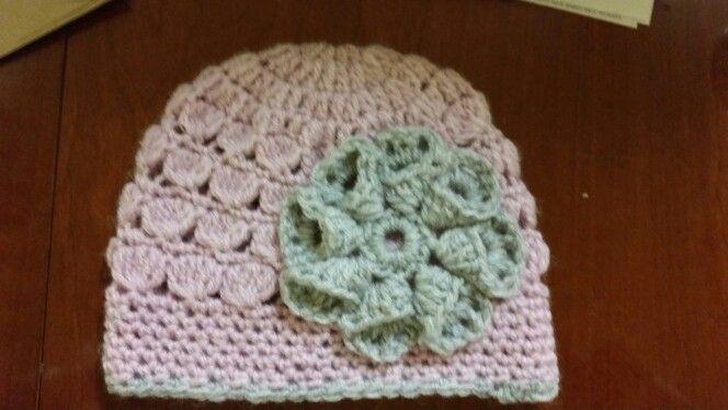 Kids Crochet Hat