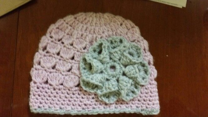 Kids Crochet Hat