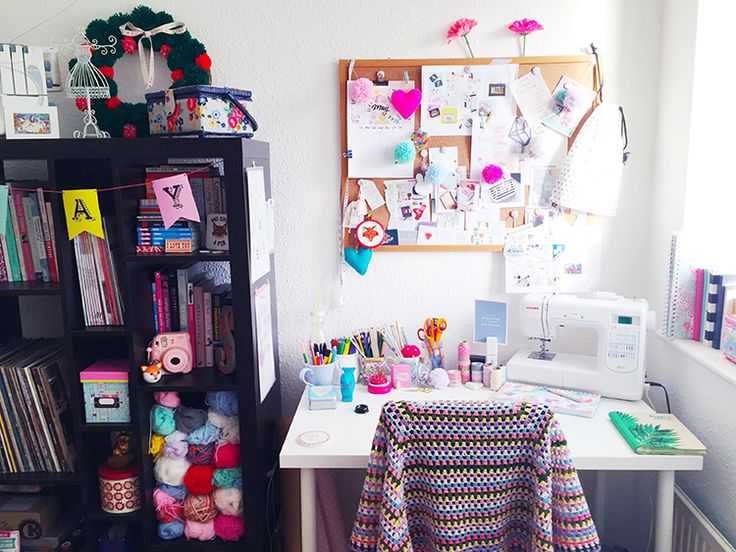 Live it . Love it . Make it.: Makers Month: Whats on all our desks