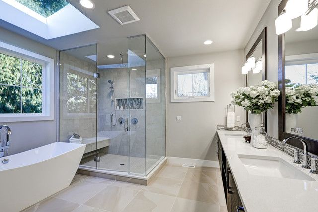 Bathroom Remodeling In Los Angeles Is Not Just A Trend But A Necessity For Many Small Bathroom Renovations Bathroom Remodeling Trends Bathroom Wall Tile Design