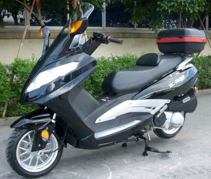 7 best wheels down images on pinterest mopeds motor scooters and brand new 250cc xl touring scout scooter fandeluxe Image collections