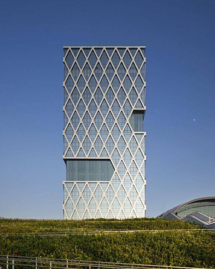 Kapok hotel - Goettsch Partners - Shenzhen, China