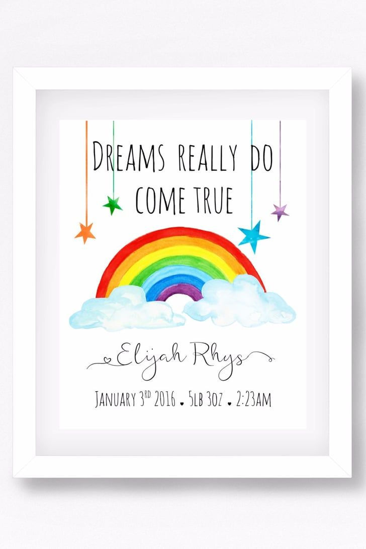 21 Precious Gifts For a Very Special Rainbow Baby | Rainbow ...