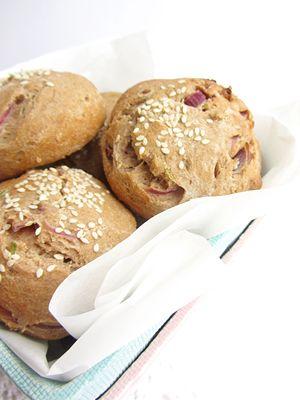 Die schnellsten Dinkel-Buchweizenbrötchen ohne Hefe aber mit viel Geschmack