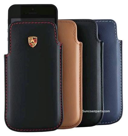Porsche iPhone 5 Leather Case:Porsche Parts & Porsche Accessories - Wholesale Porsche Parts & Tequipment - Cayman Panamera Cayenn