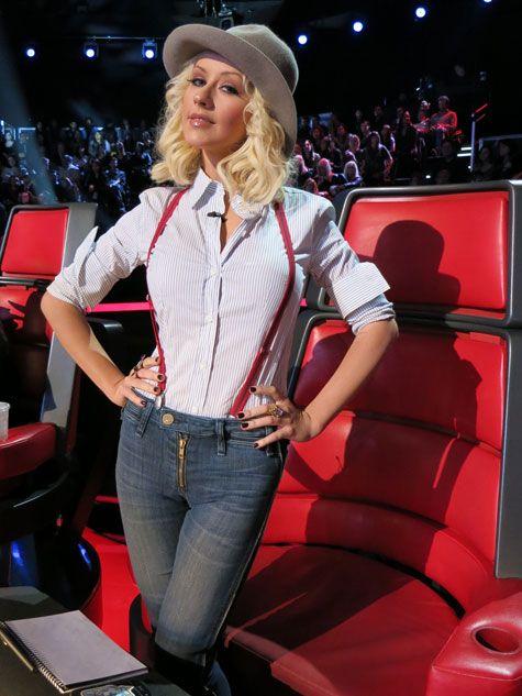 Get The Look: Christina Aguilera in Burlesque | Lipstick ...