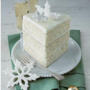 Mrs. Billett's White Cake Recipe