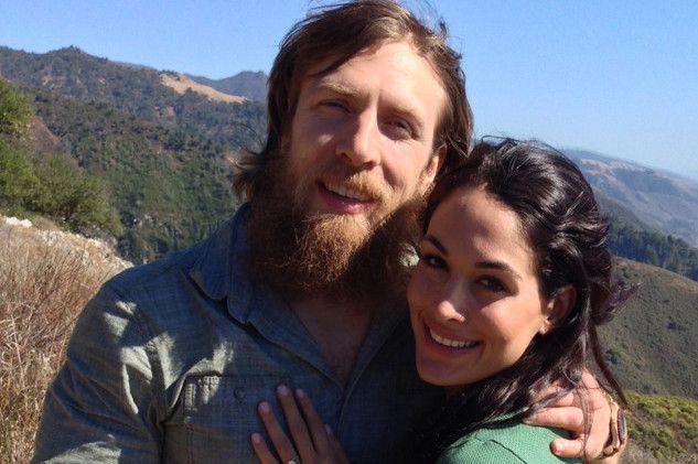 Total Divas Brie Bella and WWE Superstar Daniel Bryan Get Engaged