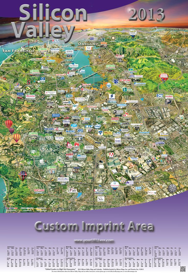 General 21 best Silicon Maps images on