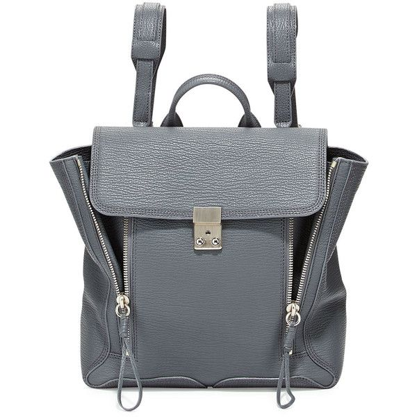 3.1 Phillip Lim Pashli Zip Backpack, Storm