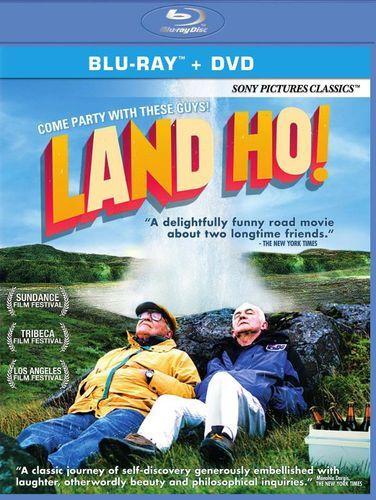 Land Ho! [2 Discs] [Blu-ray/DVD] [Eng/Fre/Spa] [2014]