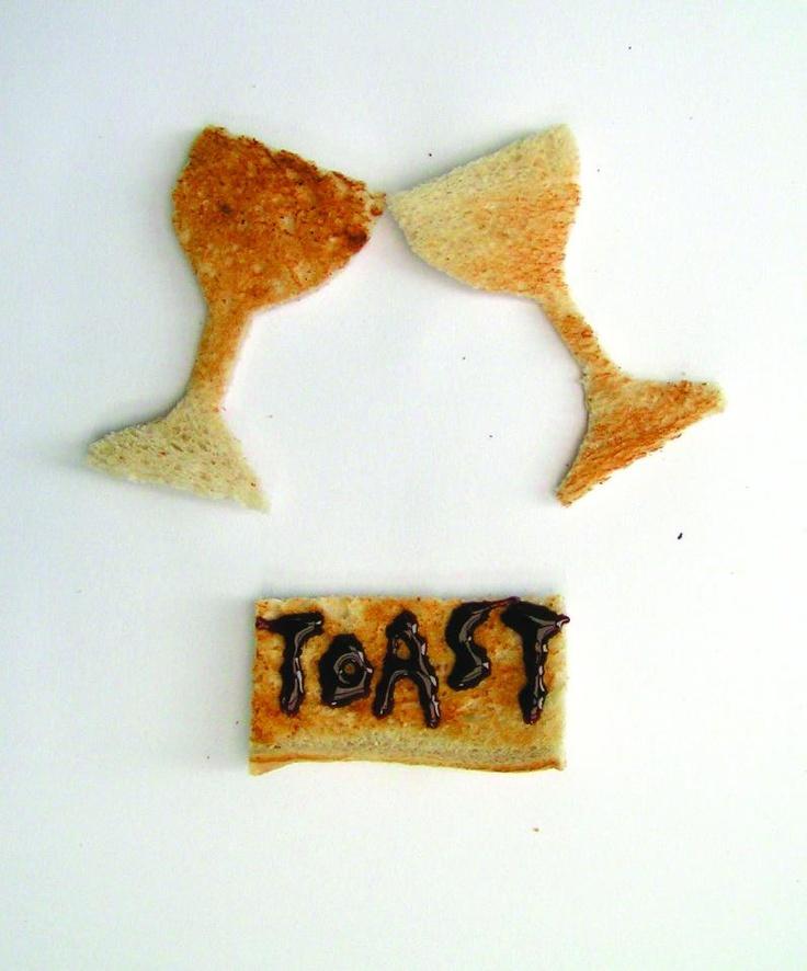 Marmite on Toast.