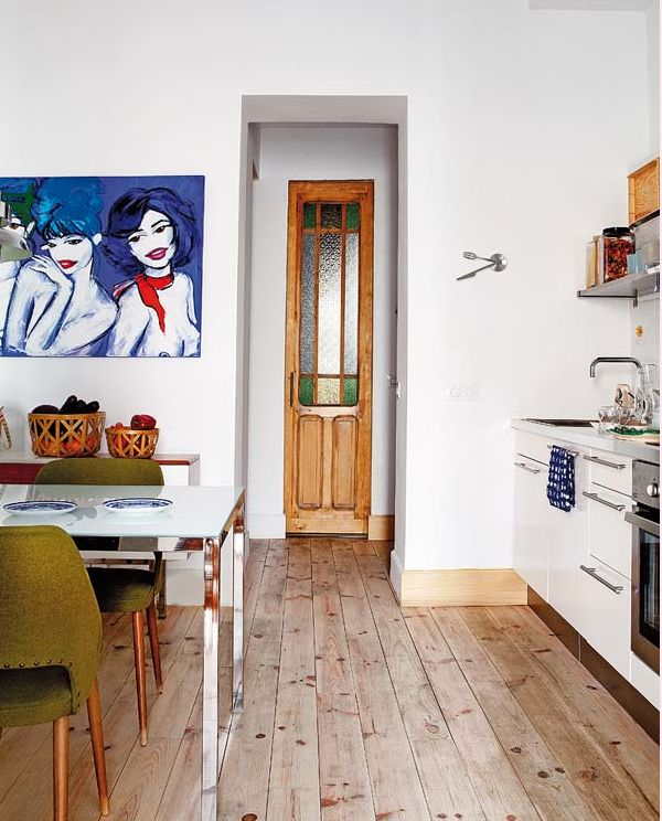 40 best Estilo vintage - retro   retro - vintage style images on - küche vintage look