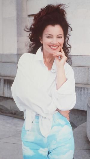 The most beautiful woman. I aadoreeee her. Fran Drescher <3