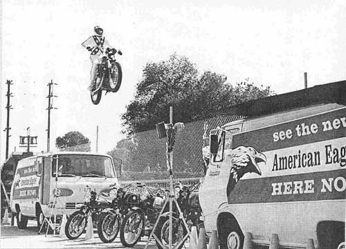 Murdercycles Evel Has Jumped The Shark: 1000+ Images About Evel Knievel On Pinterest
