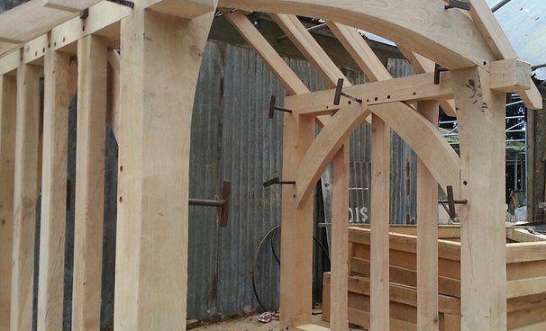 Porches   Oak Porches   Made to order   Handmade   FURHG