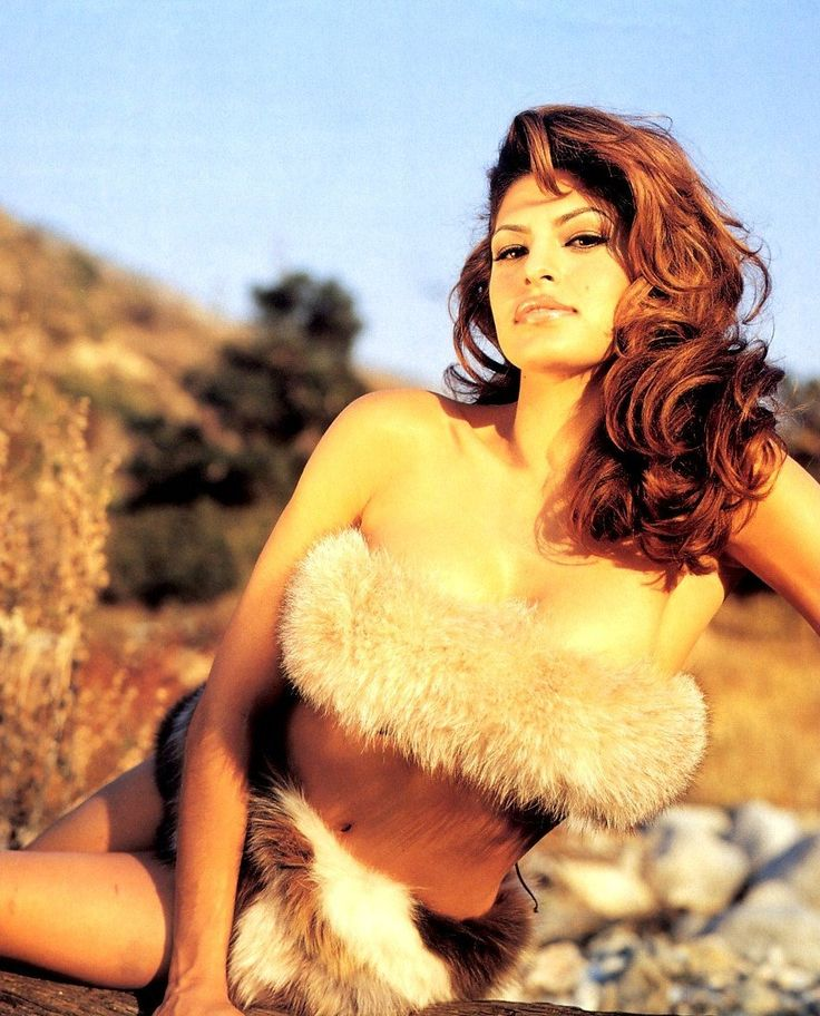 Amusing eva mendes fur bikini apologise, that