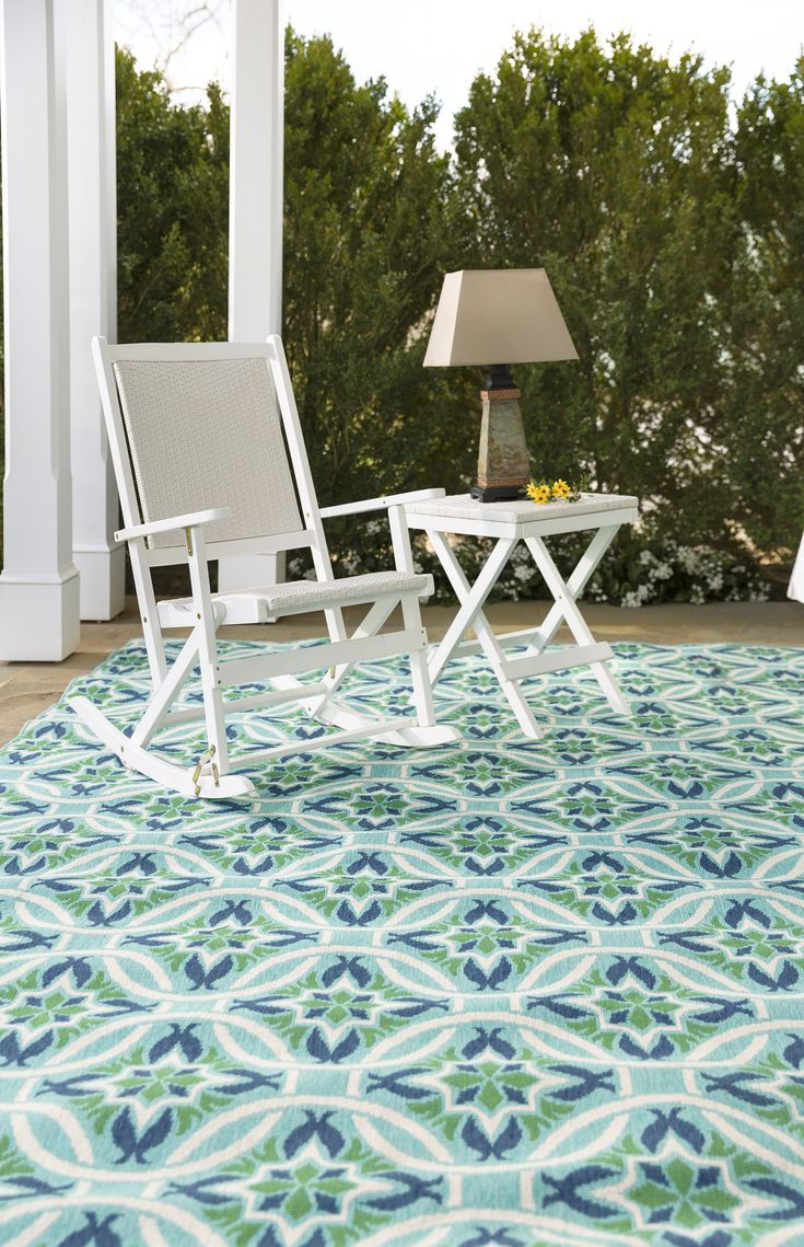 130 best Outdoor Rugs images on Pinterest | Awesome things, Front ...